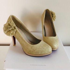 Shoes - pumps heel size 40